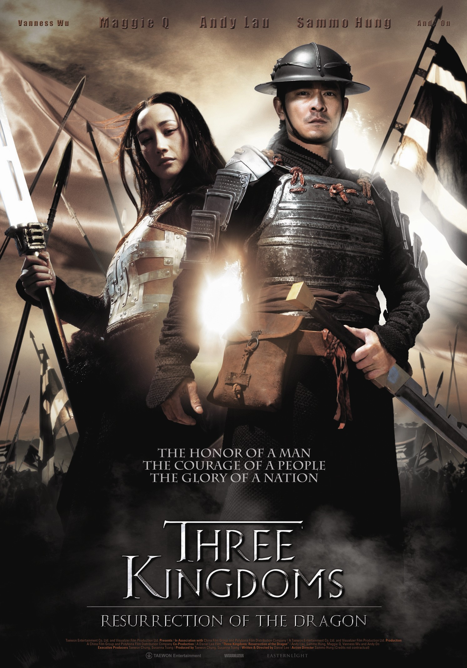 THREE KINGDOMS: RESURRECTION OF THE DRAGON (2008) review ...