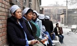 In Wang Quan'an's WEAVING GIRL (2009)