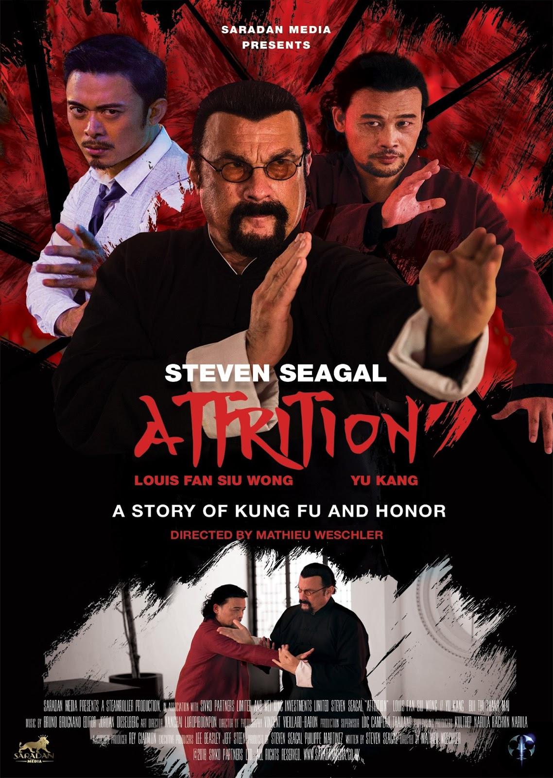 ATTRITION (2018) review | Asian Film Strike